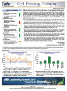 C&I Pricing Trends Newsletter May 2017